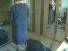 Mom y papi divierten atrapado por cámara oculta