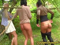 Goldenshower lezzies toy