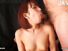 Redhead Jap slut banged from behind
