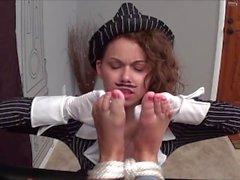 Tortura de cosquillas Katarina