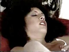 Classic porn with these babes having a lesbian threesome eating pussy