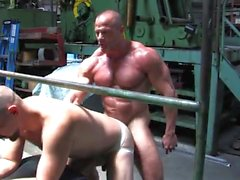 Meaty Machinistes Muscle Partie 6