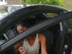 Liderliga lesbisk kvinna brudar trevägskoppling