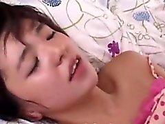 Bebek gibi bir yüzü Sakura Jav The Idol Fucks Onu Yatak Odalı şirin Girl de
