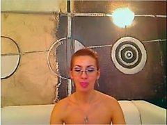 Italian mother on webcam Barabara from 1fuckdatecom
