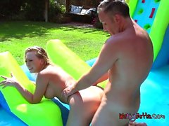 Bootylicious Babe Kagney Linn Karter Toma Anal Pounding