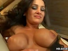 Lisa Ann fucked doggy