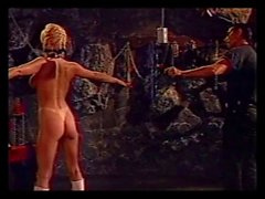 Hot orgy in the BDSM dungeon
