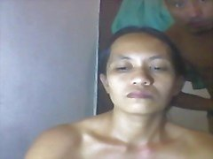 do Filipina shanell mamãe danatil de jogo nua com torneira de