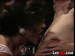 Vintage Las lesbianas Lamer