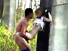 Adolescente começ fodido a escravidão