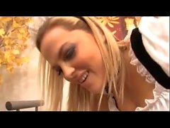 Young Maid Alexis Texas