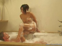 Feel The Smooth Soapy Massage Sensation