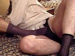 Erotic Sheer socks