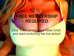 Taylor Stevens iFriends Webcam Show
