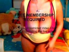 Taylorin Stevens- iFriends kameran Show