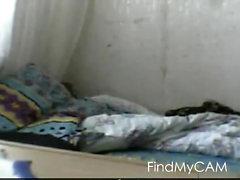 Sexy Asian teen slut on webcam show