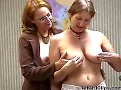 Lésbicas maduras Trib