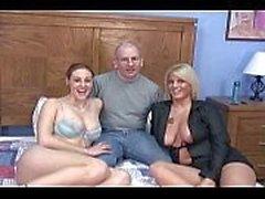 En iyi ev hanımı fuck 3some