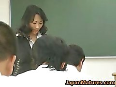 Natsumi Kitahara bunda lambe sua cara part3