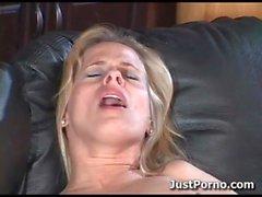 Lesbian Milf Blondes Toy Around