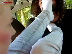 The First Time Of Valeria Firs tPart - Socks Foot Worship