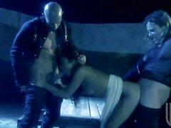 Camaras caliente con la brunettes sensuales Kaylani de Lei a Mikayla Méndez y Sophia los Santos