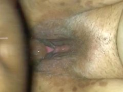 phat pussy mature keeps squirting on my slanted cock!!!