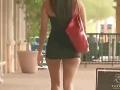 Piblic micro skirt FTV