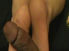 EXOTIC FEET ATLANTA Sasha and a black cock