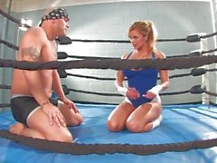 Shyla Stylez MMA Training and Fucking