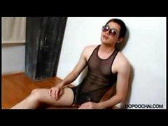 mâle Thai beau