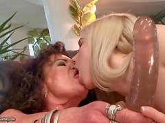 Grannies and Teenies Hot Compilation