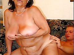 Пожилая дамы Слайд сексуальный
