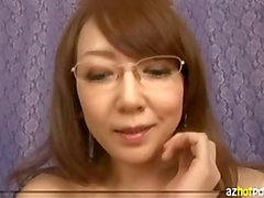 Fetish Box Lewd Gal Wearing Glasses