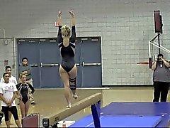 Rubia adolescentes GTAP El gimnasta