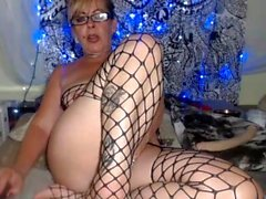 Solo fetish mature hoe in stockings