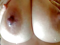 Huge and nice milk boobs 2
