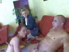 Shannon Kelly gets caught by her daugther fucking a guy