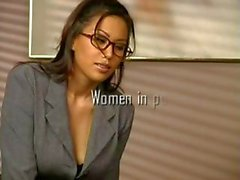 Avena Lee In Glasses