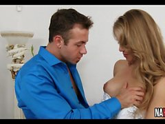 Wedding Day Gift Nicole Aniston