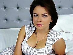Adolescente russa de sexy fode com pênis americanos