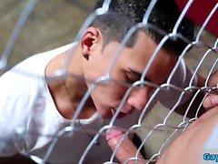 Латинская гей анальный секс с лицом