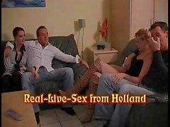 Real kön från Holland