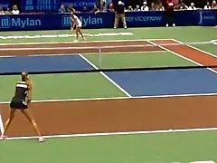 Daniella Huntchakova awesome tennis ass