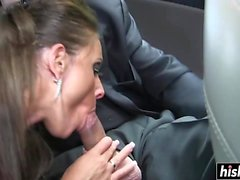 Big ass beauty loves doggy pounding