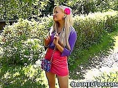Sassy europäische Prostituierte Wichse