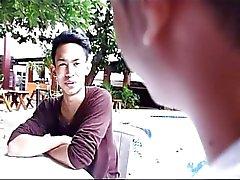 hombre de tailandés de siete
