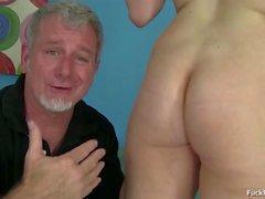 Chubby Loiro De Montana Entrando indústria da pornografia