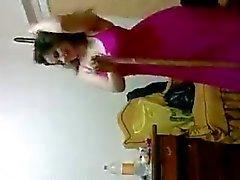 arab whore dancing